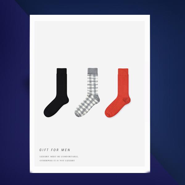Gift Set vol.26 / 남자 패션 정장 양말 선물 세트