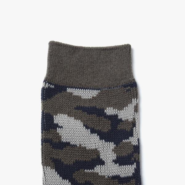 아미 Army camo  카키 / 카모 플라주 남자 여자 패션 양말