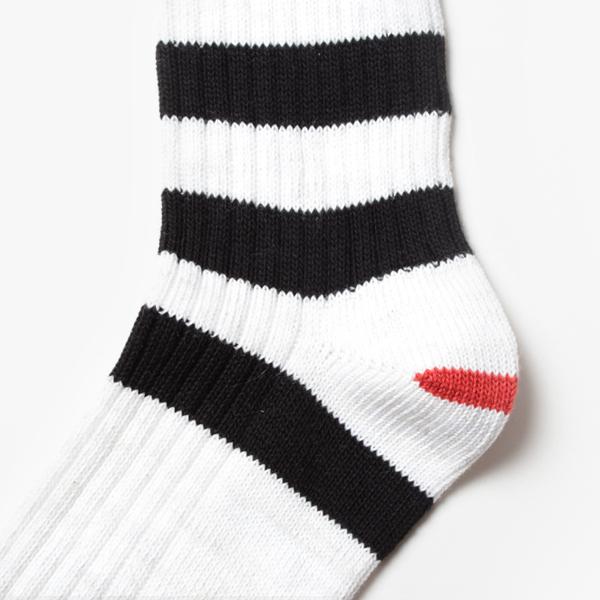 스페이스 Space 베이지 / 니트 자카드 포인트 스트라이프 남자 여자 패션 양말