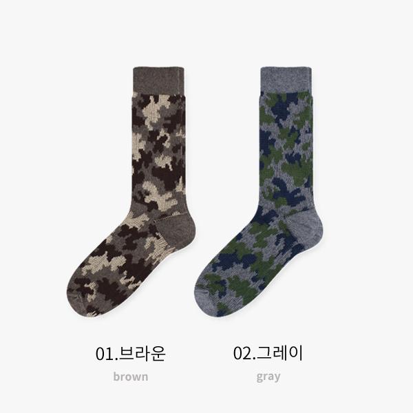 카모 모음/ 남자 패션 정장 양말 데일리